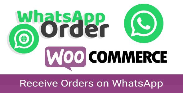 WooCommerce WhatsApp Order