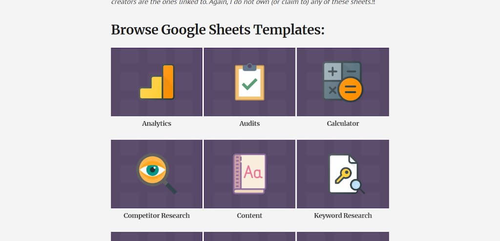 100+ Google Sheets Templates & Automation Tools for Marketer