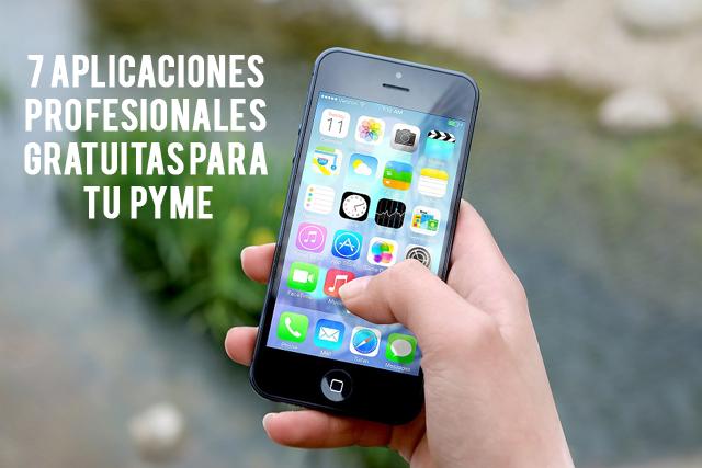 7 aplicaciones profesionales gratuitas para tu pyme copy