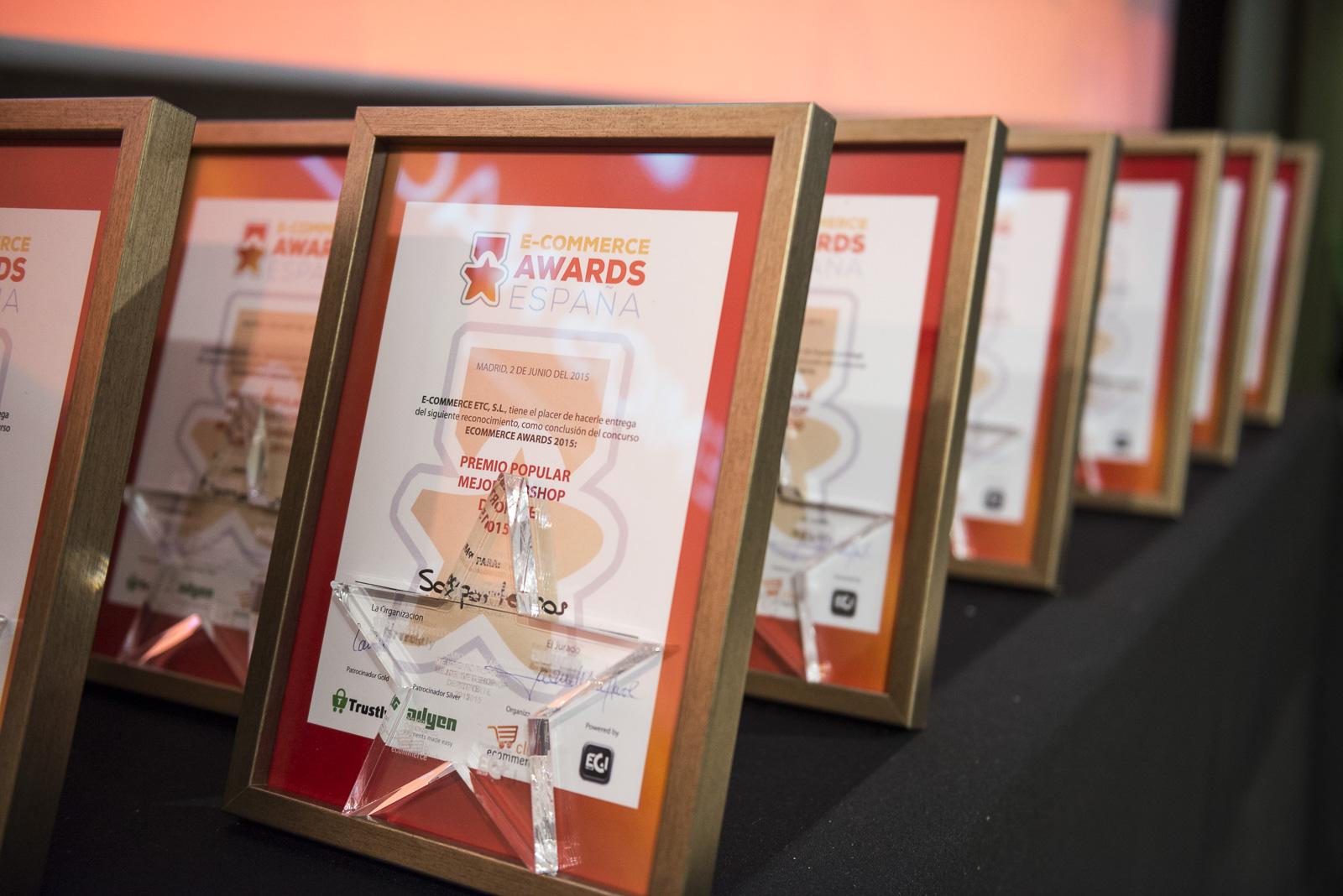 Ecommerce Awards España, 8ª Edición de Ecommerce Awards España ¡En busca de las mejores startups!