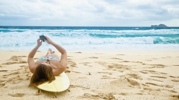 Aplicaciones móviles para el verano Fuente: http://teloenvioporseur.seur.com/