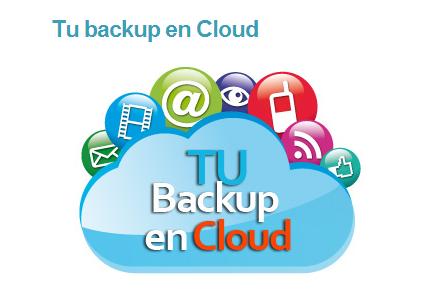 Backup de archivos