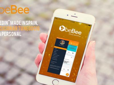 beBee, la nueva red social para posicionar tu negocio y marca personal