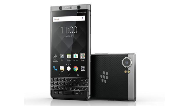KEYone de BlackBerry - Fuente de la imagen: http://www.lanacion.com.ar