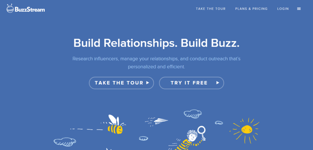 BuzzStream Link Building and Digital PR Tools