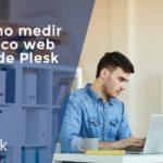 ¿Cómo puedes ver el tráfico de tu sitio web en el Panel Plesk?