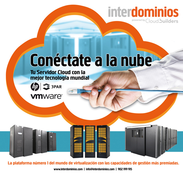 Conéctate a la nube_Cloud Interdominios