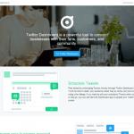 Cómo funciona Twitter Dashboard paso a paso