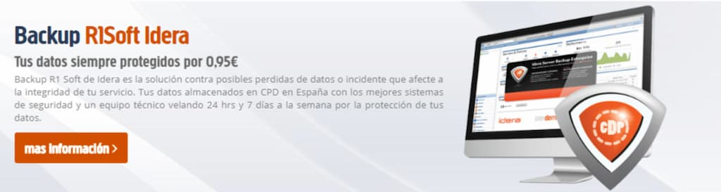copias de seguridad - mantenimiento wordpress