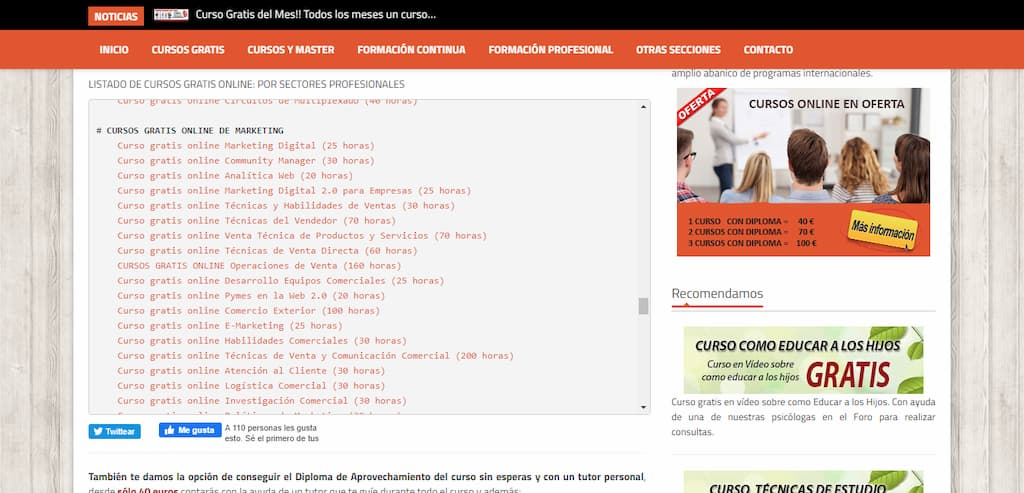 Formaciñon DKA - Cursos Gratis Online