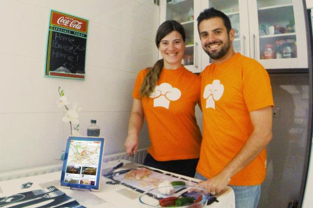 chefly, Chefly, la startup que encuentra comida casera cerca de ti