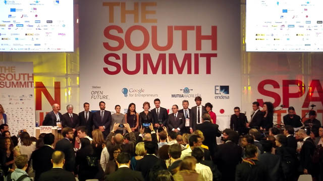 Ganadores en The South Summit 2014 Fuente: www.itespresso.es