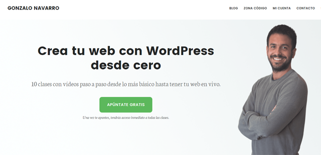 , El modelo Netflix llega a los cursos de WordPress y Marketing Online
