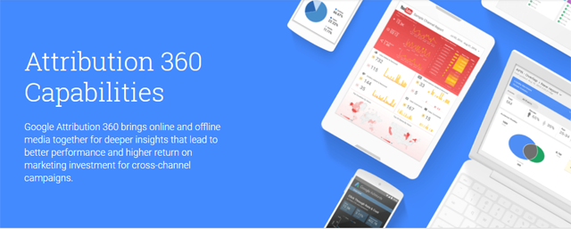 Google Attribution 360, Google Attribution 360 , la nueva herramienta de Google para el análisis del marketing online