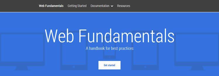 Google Web Fundamentals (HTML)
