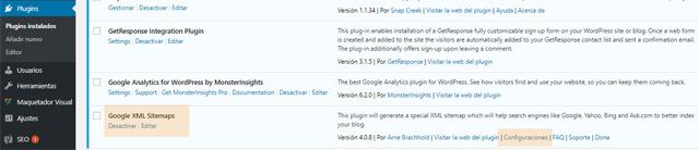 Cómo crear un Sitemap para Wordpress, Guía SEO para principiantes (parte 3): Cómo crear un Sitemap para WordPress y avisar a Google para que lo indexe
