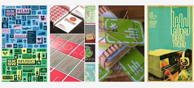 Graphic Design idea gallery LW