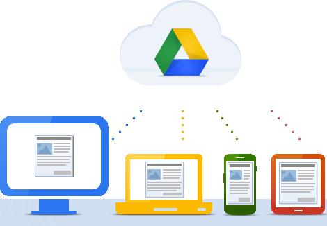 , Google Drive se actualiza igualando su aplicación móvil para Android e iOS