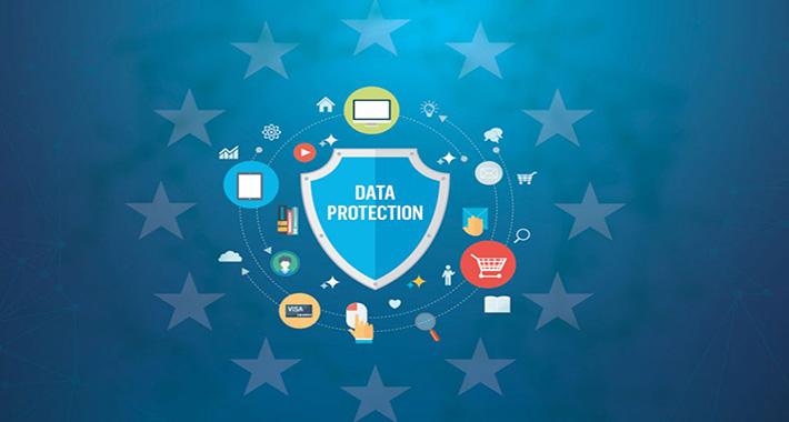 La nueva ley de protección de datos GDRP Fuente de la imagen: Infochannel