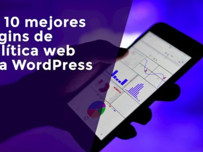 Los 10 mejores plugins de analítica web para WordPress [alternativos a Gooogle Analytics]