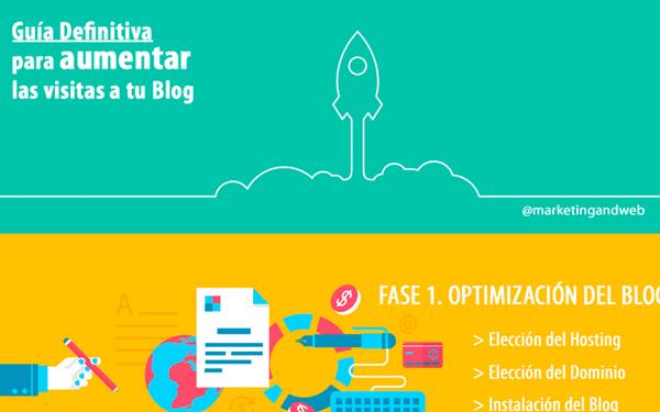Marketing and Web infografias