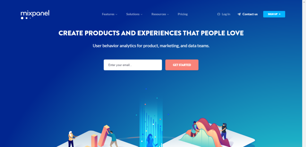 Mixpanel I Product and User Analytics for Mobile and Web