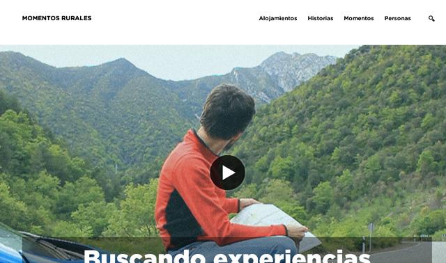 Momentos Rurales, venta de experiencias