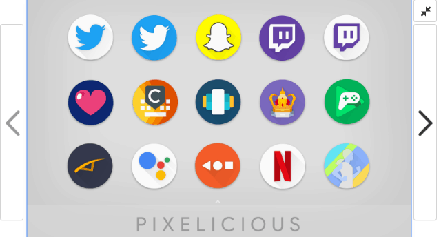 pixelicious-icon-pack