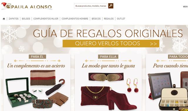 Paula Alonso, tienda online de artículos de regalo