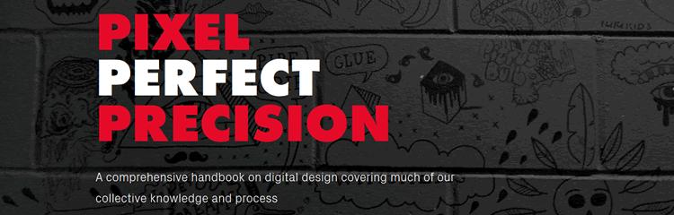 Pixel Perfect Precision Handbook v.3 (PDF & iBook)