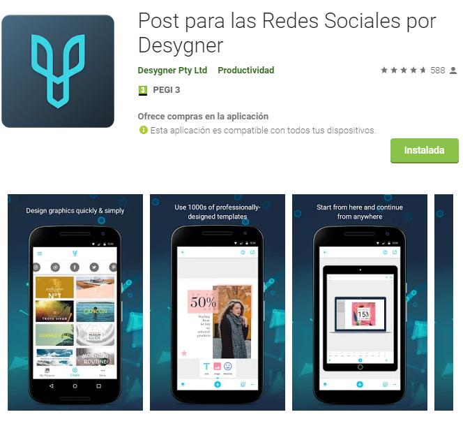 Post para las Redes Sociales