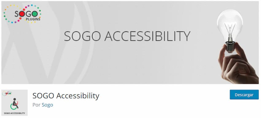 SOGO Accessibility