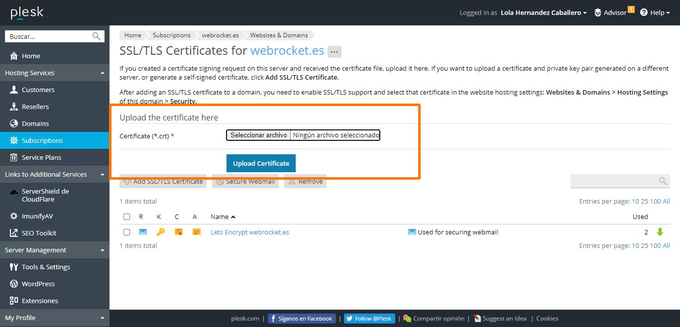 SSL_TLS Certificates