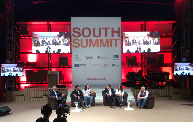 South Summit 2015 ponencias