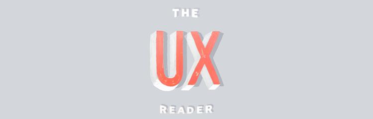 The UX Reader by MailChimp (ePub, PDF & Mobi)