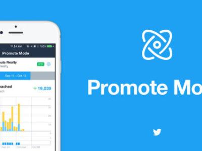 Tutorial de Twitter Promote Mode, el nuevo formato publicitario de Twitter