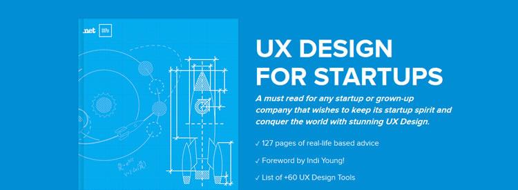 UX Design for Start-Ups by Marcin Treder
