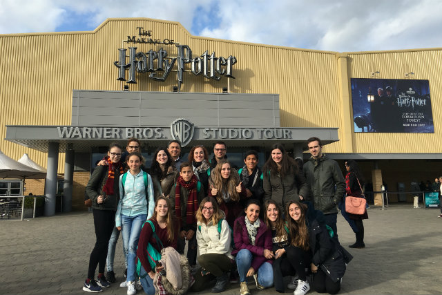Viaje Estudios Warner Bros con Frikitrip