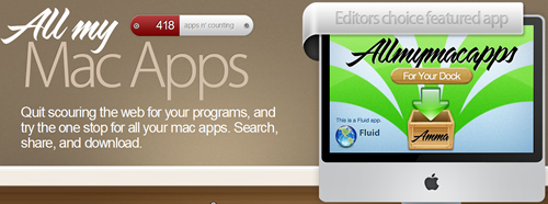 all my mac apps