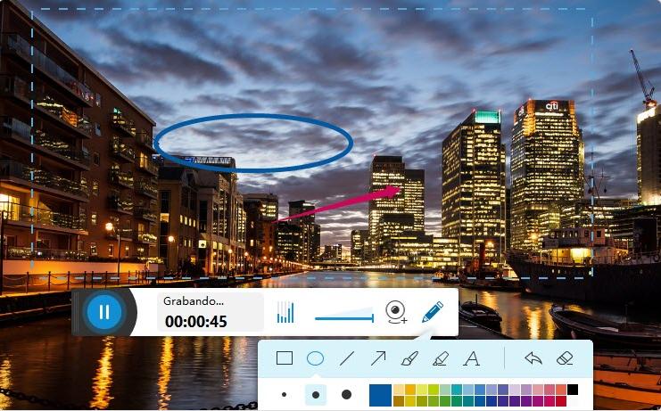 apowersoft, herramienta para grabar en video la pantalla del ordenador