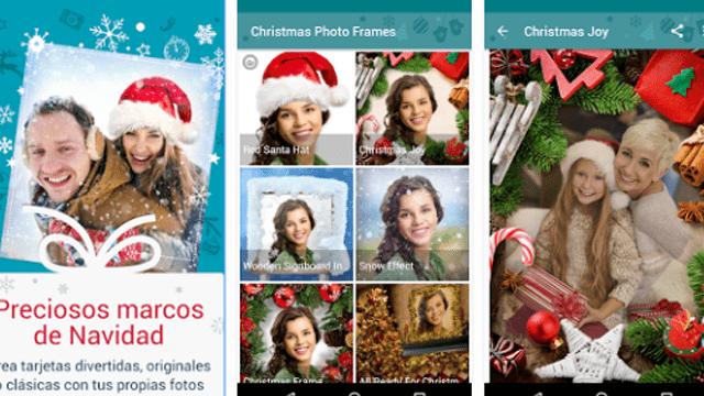 app-navidad-marco-de-fotos