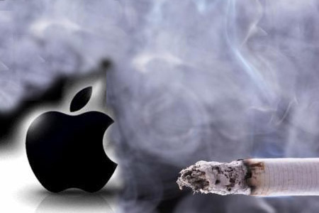 apple-smoke