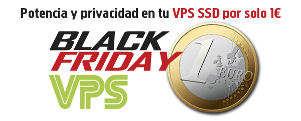 black friday VPS