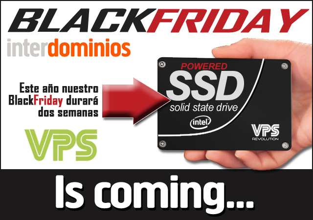 ¡Prepárate para el Black Friday de Interdominios!