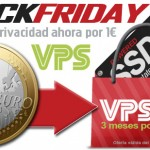 BlackFriday hasta el 6 de diciembre: ¡Tu servidor VPS SSD por sólo 1€!