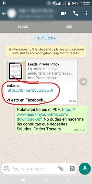 Facebook ya se contecta con WhatsApp, Facebook ya se contecta con WhatsApp y permite hacer campañas a los teléfonos móviles