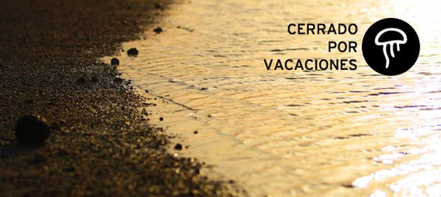cerrado por vacaciones Fuente: http://www.meduxa.com/