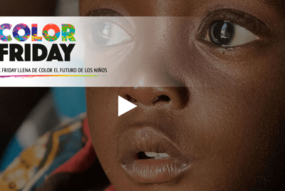 Color Friday, iniciativa solidaria para tiendas online