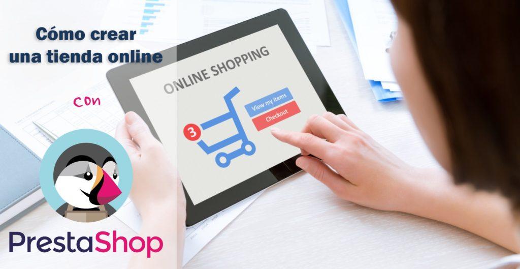 crear tienda online con prestashop Interdominios