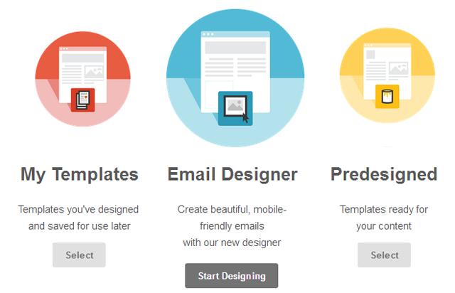 Diseño de mail con mailchimp